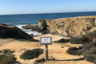 112 Praia do Salto naaktstrand