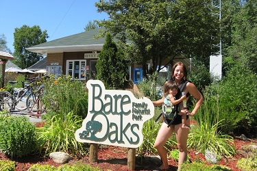 Bare Oaks welcome