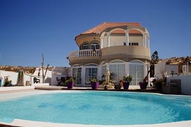 Beverly Hills Villa overzicht