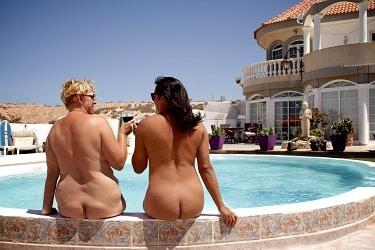 Beverly Hills Villa zwembad 1