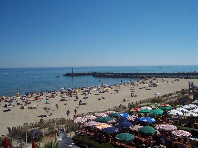 Cap-dAgde-strand