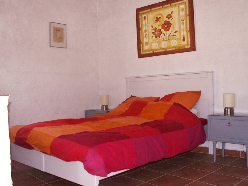 Casita-Carche-slaapkamer