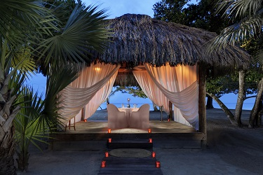 Couples Negril Private Dinner