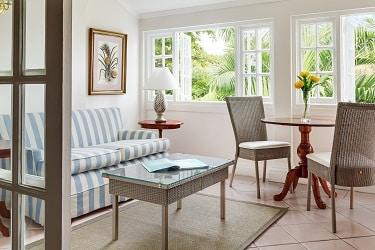 Couples Sans Souci Deluxe Ocean Living Area