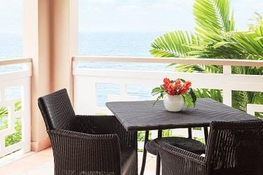 Couples Sans Souci Deluxe Ocean Verandah Balcony