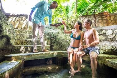Couples Sans Souci Natural Pool