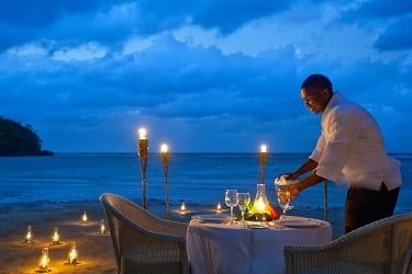Couples Sans Souci Private Dining