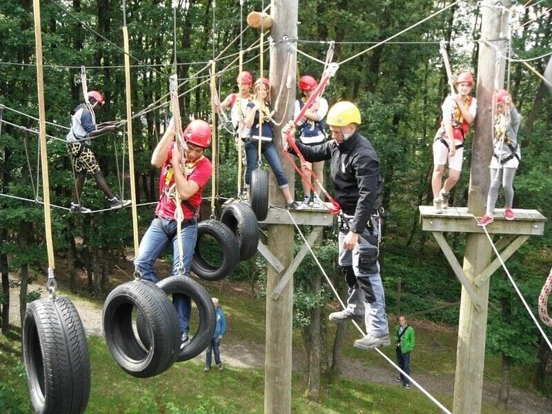 De-Reenert-Adventurepark-op-Fuussekaul