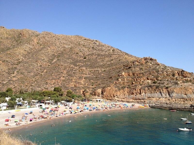 El-Portus-strand