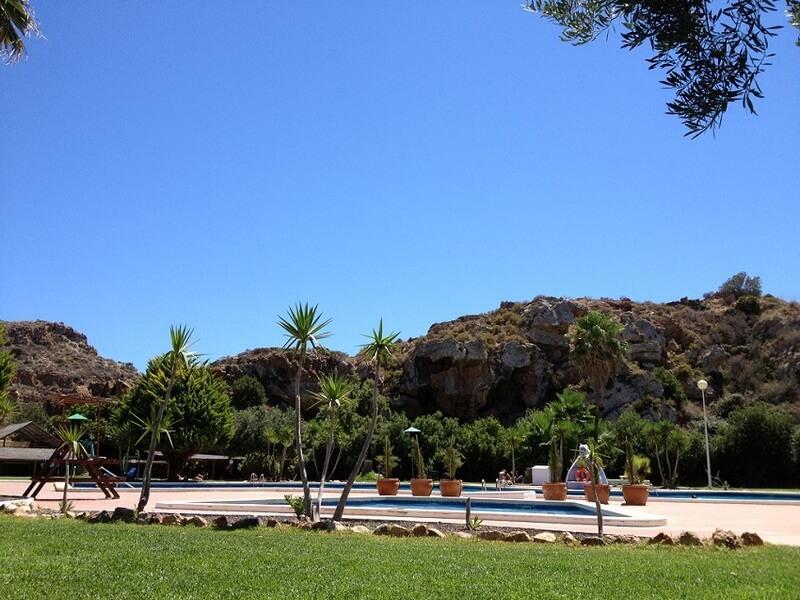El-Portus-zomerzwembad