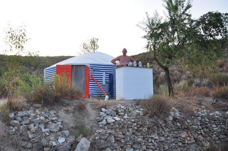 El-Zorro-Yurt