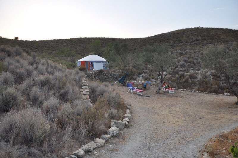El-Zorro-zicht-op-Yurt
