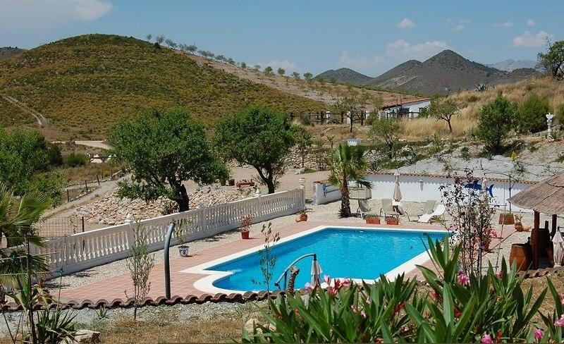 El-Zorro-zwembad