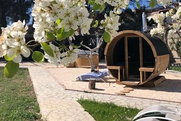 Finca Sonada sauna