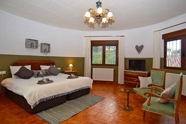 Finca Sonada suite El Sotillo