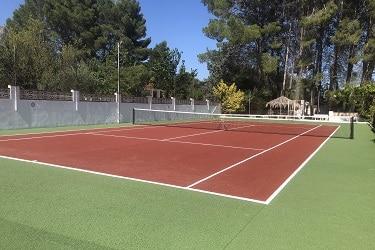 Finca Sonada tennisbaan