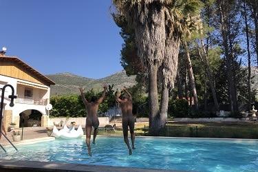 Finca Sonada zwembad 1