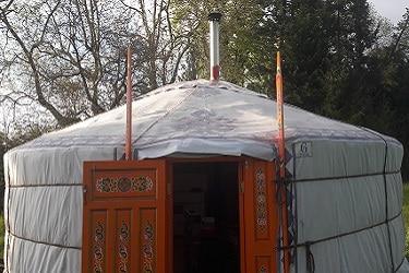 La Gagere Mongoolse Yurt