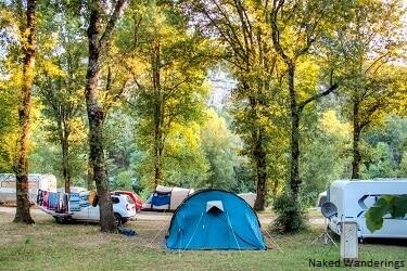 La Genese camping