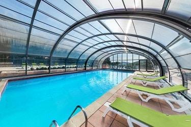 La Sabliere overdekt zwembad