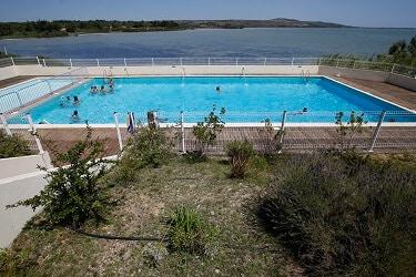 Le Clapotis zwembad