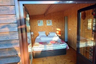 Lodge Coruja slaapkamer