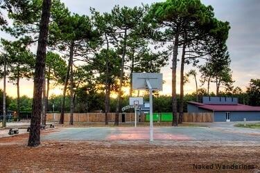 Montalivet basketbal