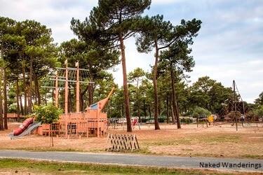 Montalivet speeltuin 1
