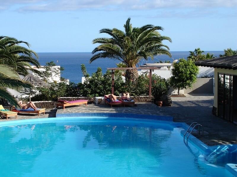 Monte-Marina-Zwembadzicht