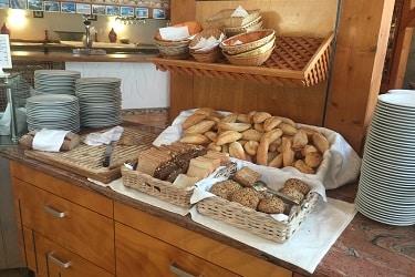 Monte Marina ontbijt