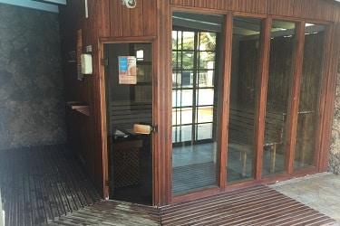 Monte Marina sauna