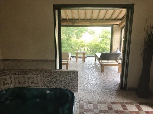 Relaxruimte Pomario di Monte Piglio