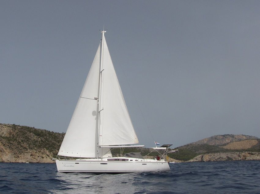 Captain Cook Luxury private cruise in the Balearic Islands