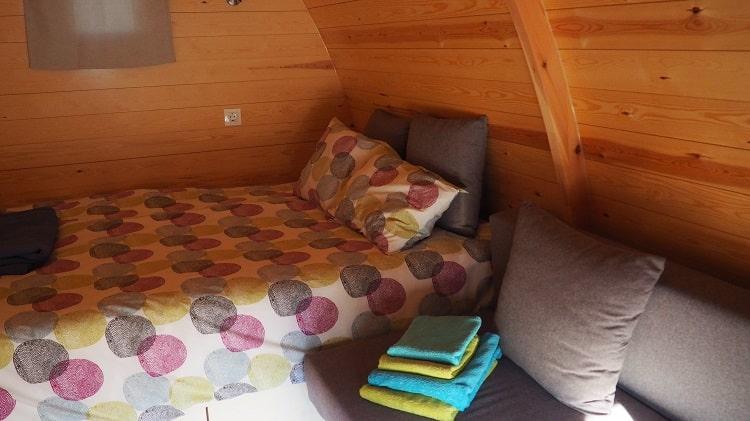 Bed in Pod