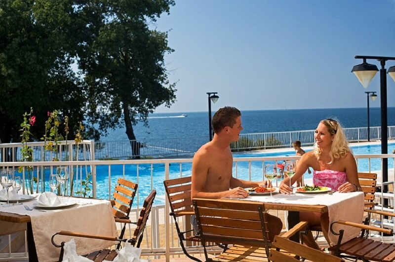 2011 Naturist Solaris Resort Restaurant