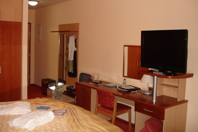 Terme-Banovci-Hotelkamer-hoofdgebouw