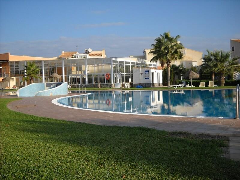 VeraNatura-zwembad