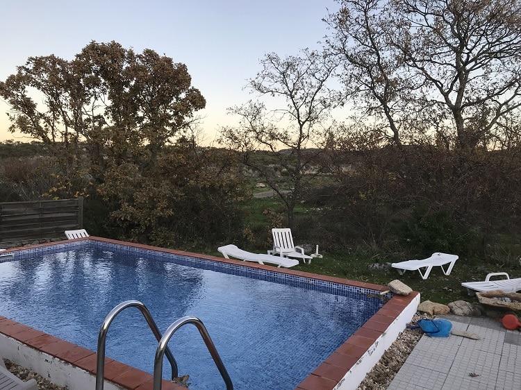 Zwembad Quinta do Maral