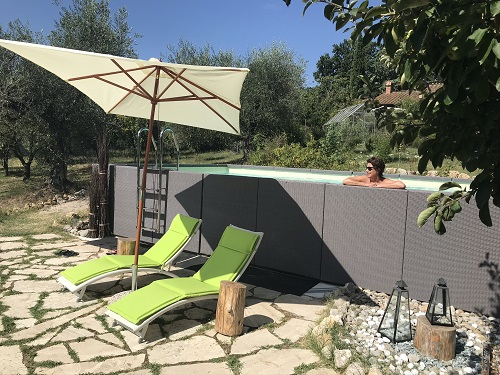 Zwembad di Monte Piglio
